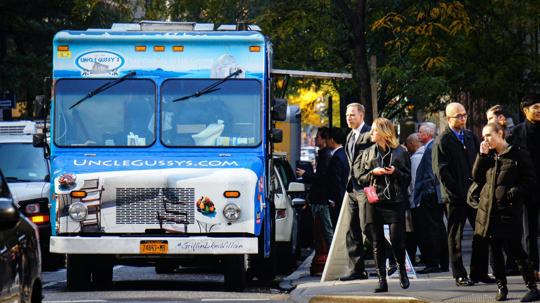 New York - Foodtruck