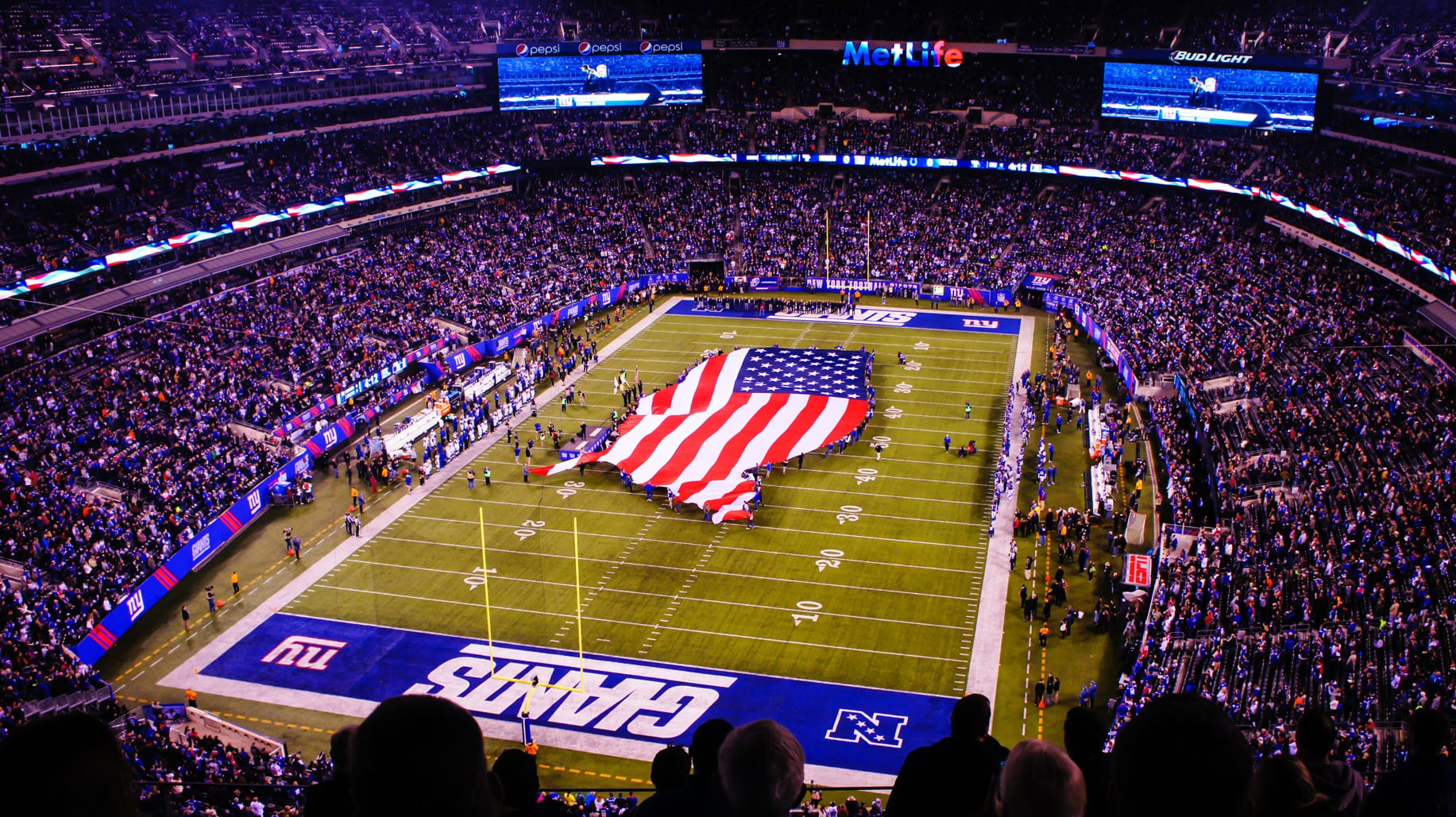 New York - Giants Football