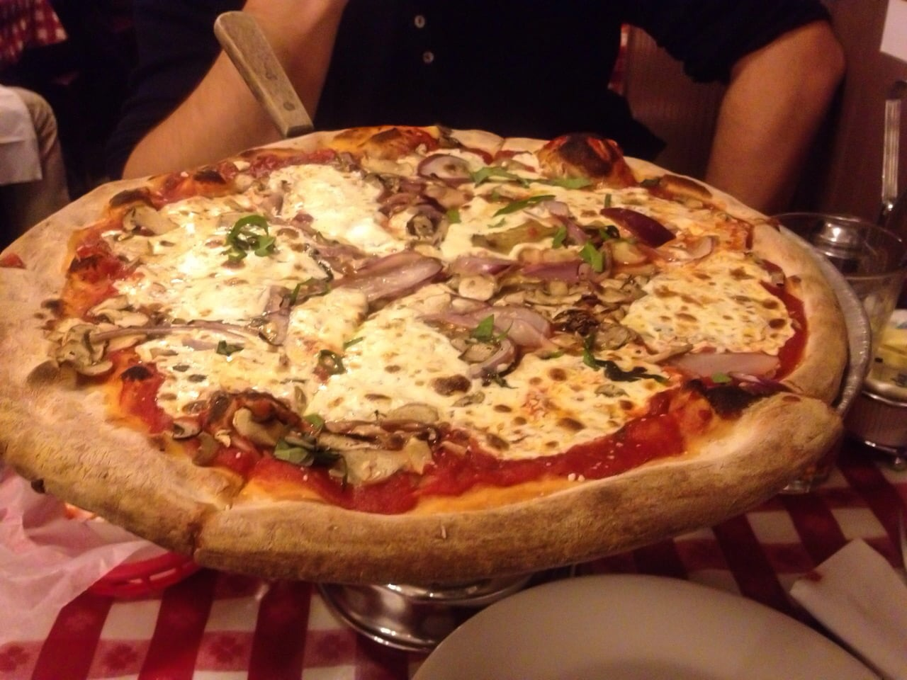 Lombardi's Pizza in New York