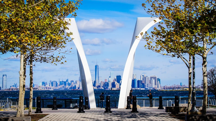 New York - Postcards Memorial