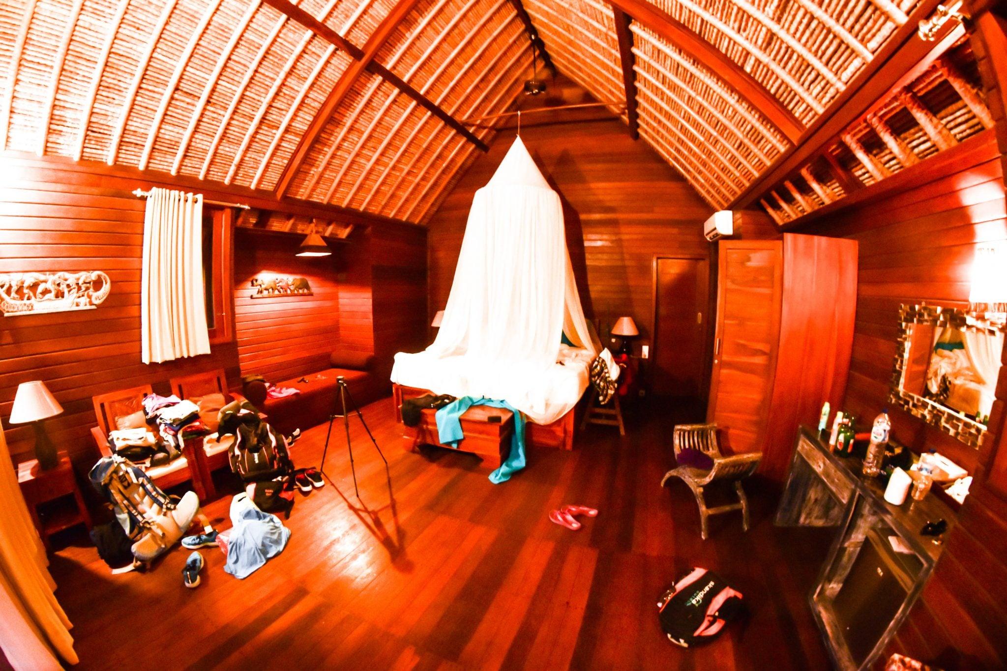 Nusa Lembongan Bay Shore Huts - Bungalow