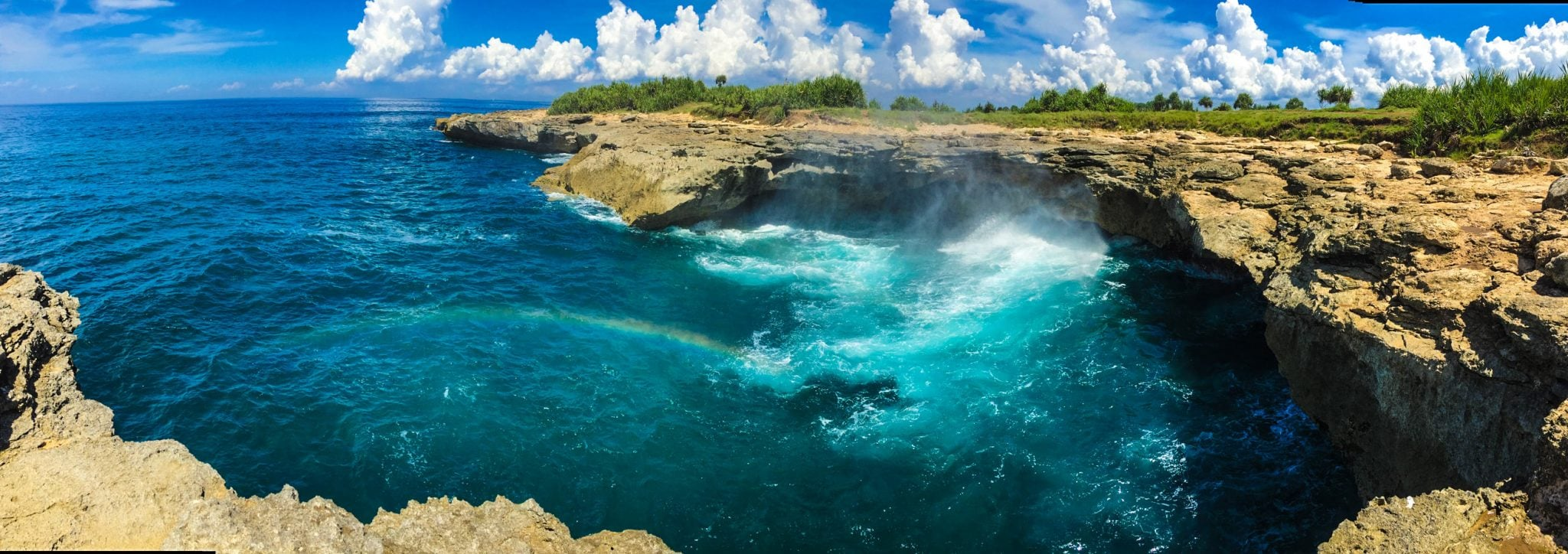 Nusa Lembongan Devils Tear