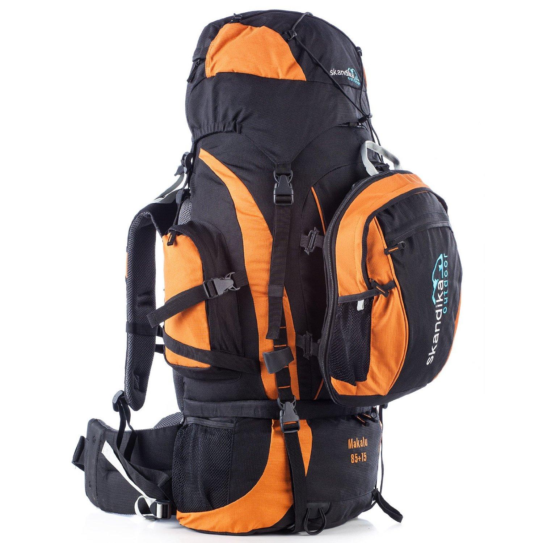 Skandika-Backpack mit Daypack