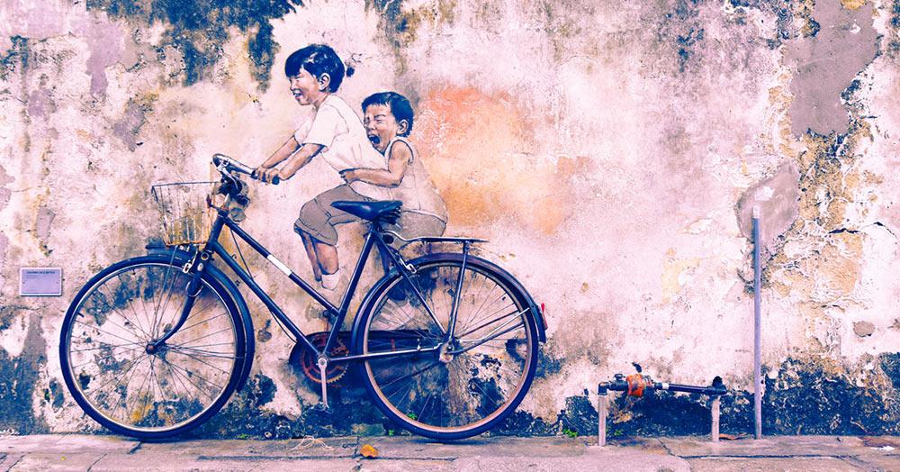 Penang, Georgetown, die nächste Liebe auf den zweiten Blick!