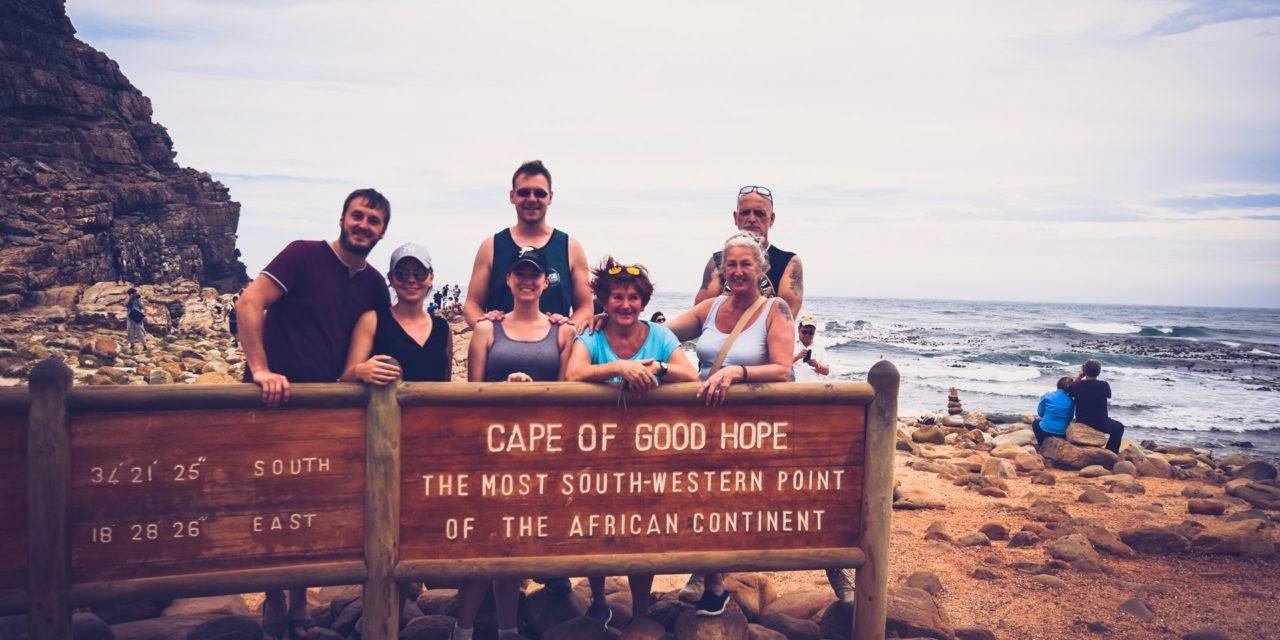Südafrika – Die Garden Route – 3 Generationen erkunden den schwarzen Kontinent